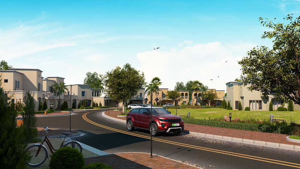 "DHA Home Secter ""A"" 8 Marla Plot For Sale"