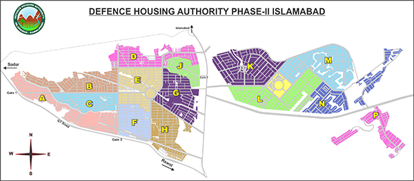 8 Marla Commecial Plot on Main G.T Road, Sector A, DHA-II Islamabad