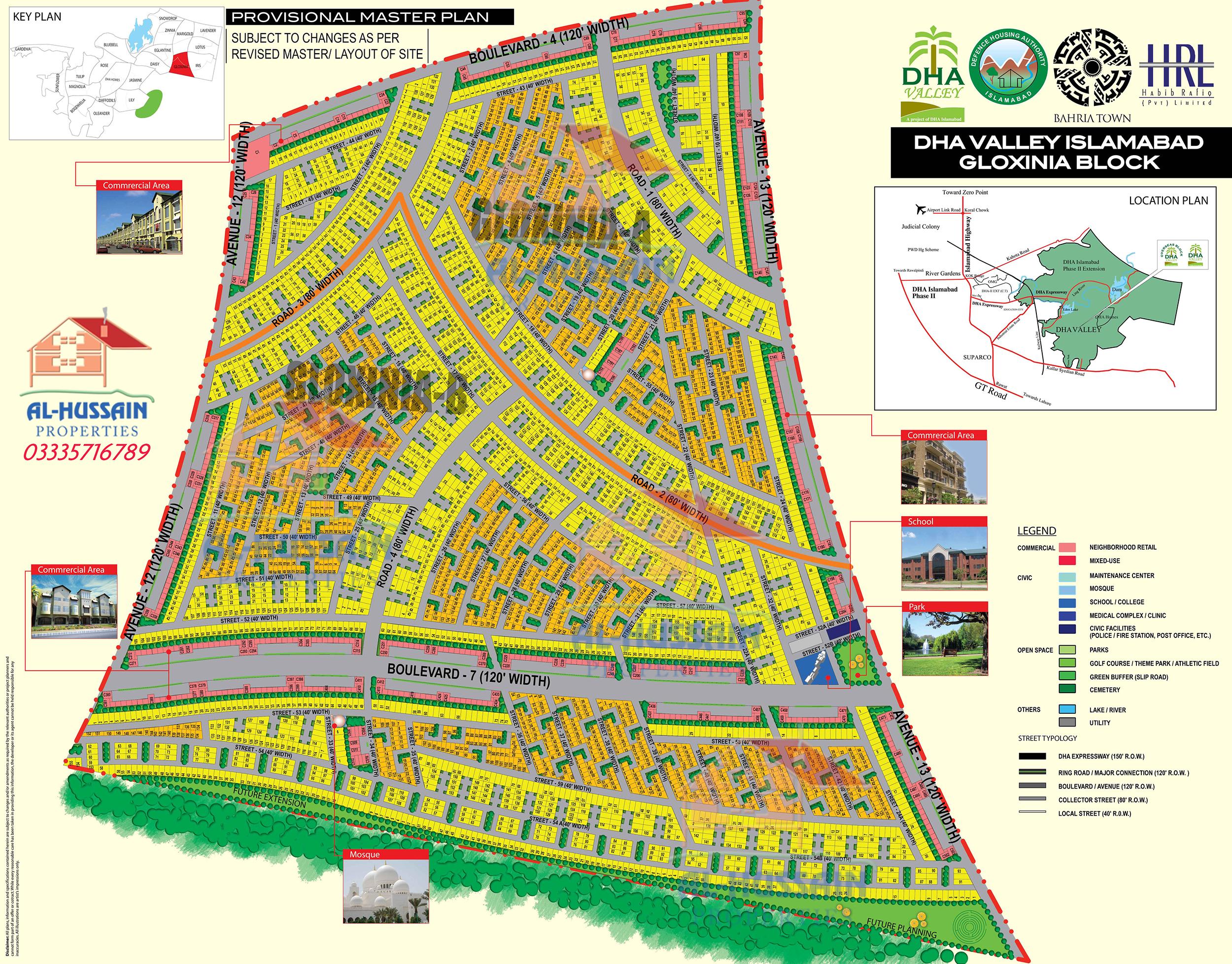 Gloxinia Block Dha Valley Islamabad