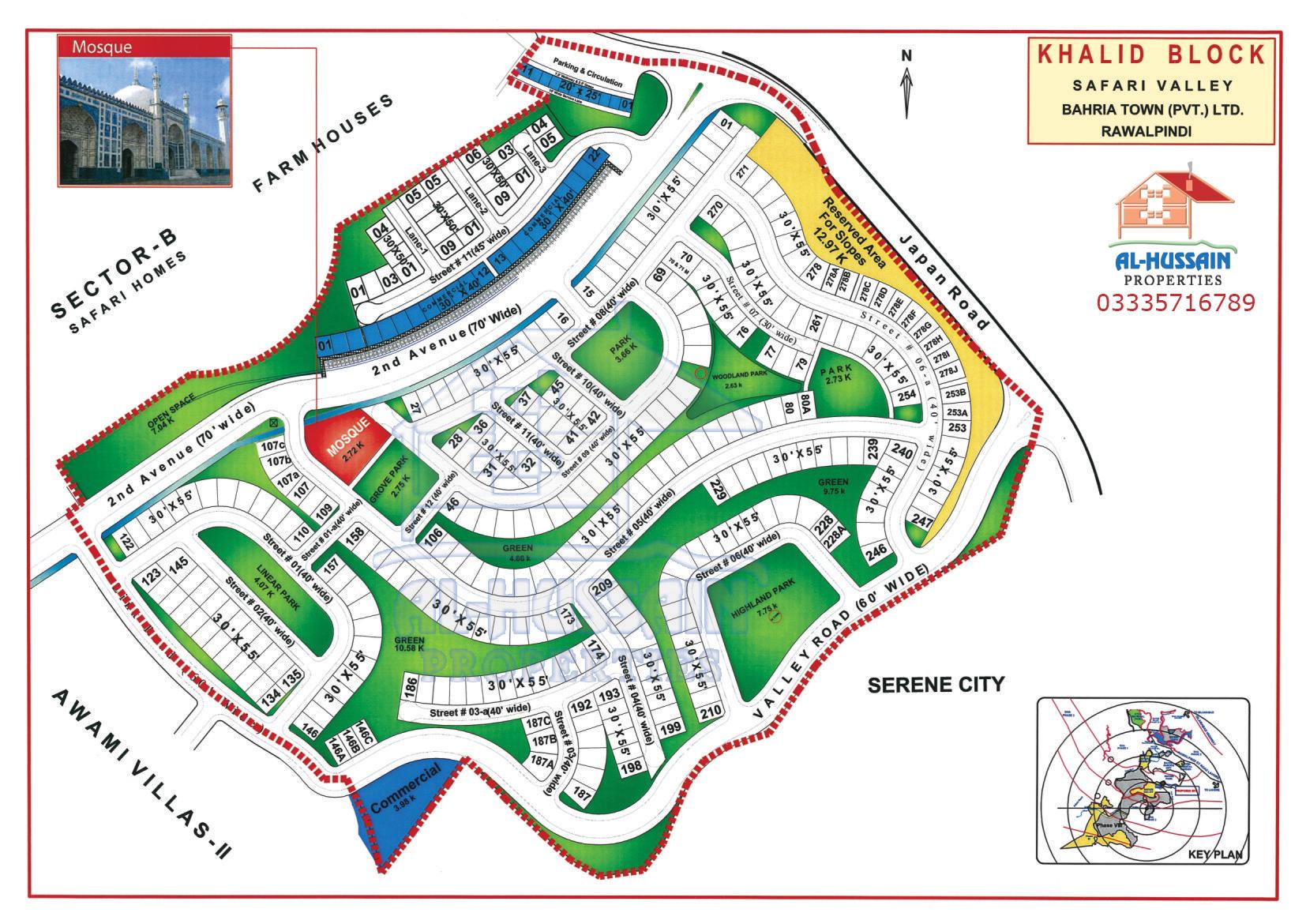 Khalid Block Safari Valley Bahria Town Rawalpindi