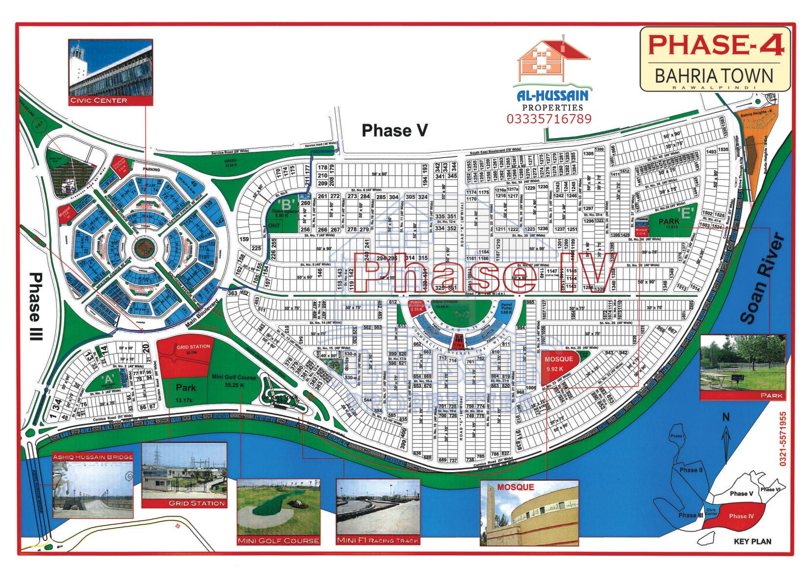 Phase 4 Bahria Town Rawalpindi Islamabad