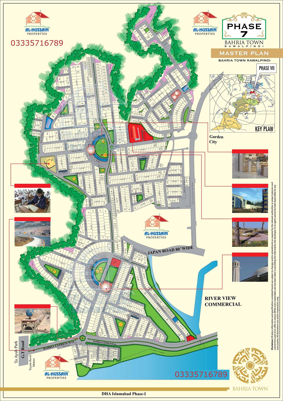 Phase 7 Bahria Town Rawalpindi