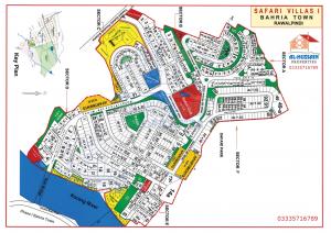 Safari Villas I Bahria Town Rawalpindi