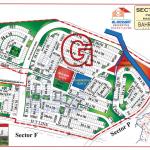 Master Plan Sector G Phase 8 Bahria Town Rawalpindi
