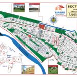 Master Plan Sector H Phase 8 Bahria Town Rawalpindi