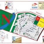 Master Plan Sector N Phase 8 Bahria Town Rawalpindi
