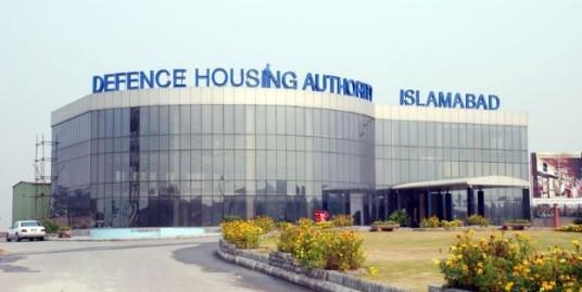 2 Kanal Fully developed plot in DHA-II Islamabad