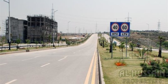 DHA Valley Isalmabad 8 marla corner plot for sale in Daisy block