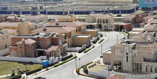 12 Marla Plot in Alma 1, Back Park, DHA Emaar Islamabad