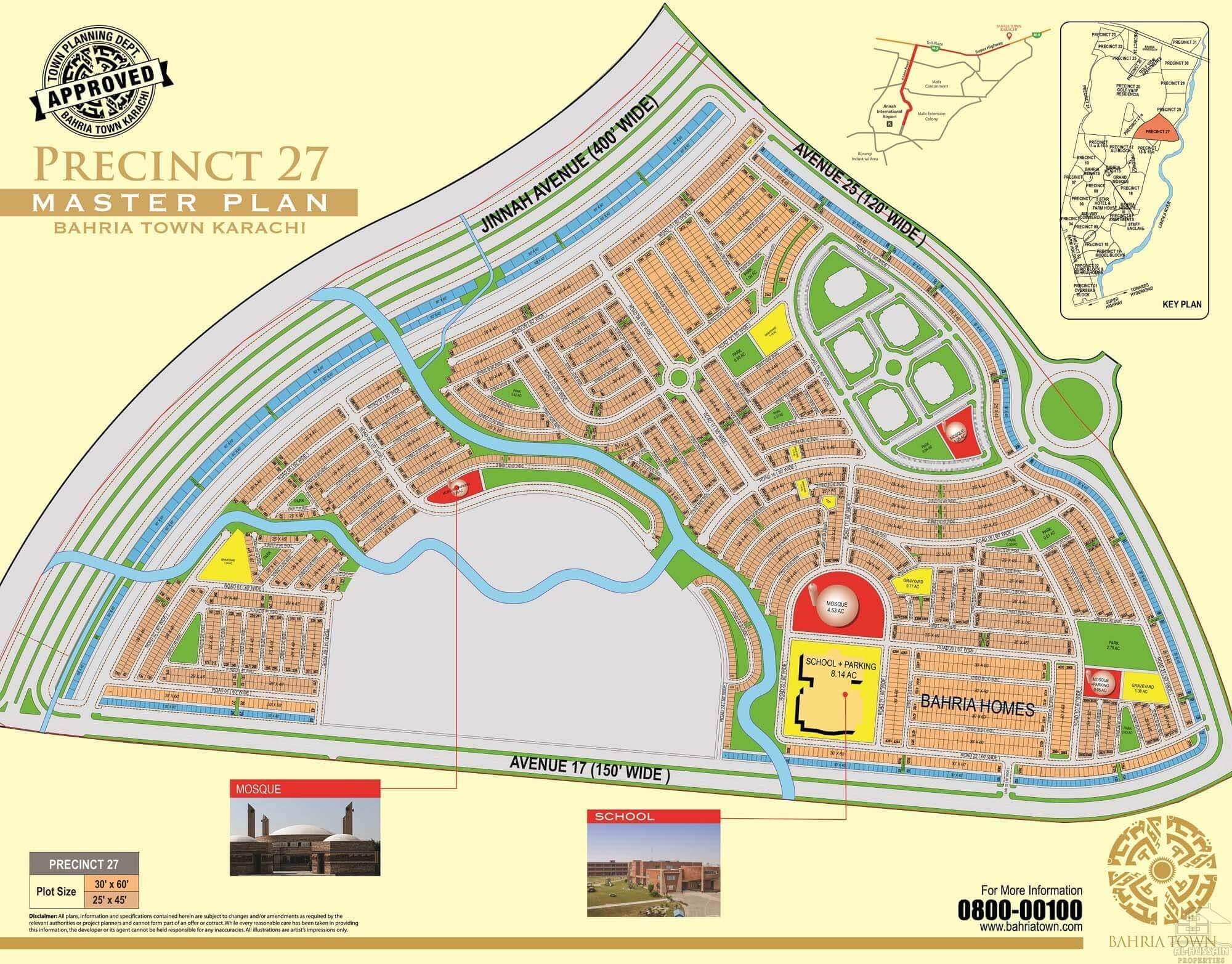 Precinct 27 Master Plan
