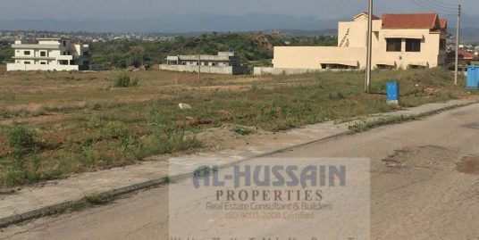 """DHA Islamabad Phase '5' Secter """"D""""Corner Plot for Sale"""