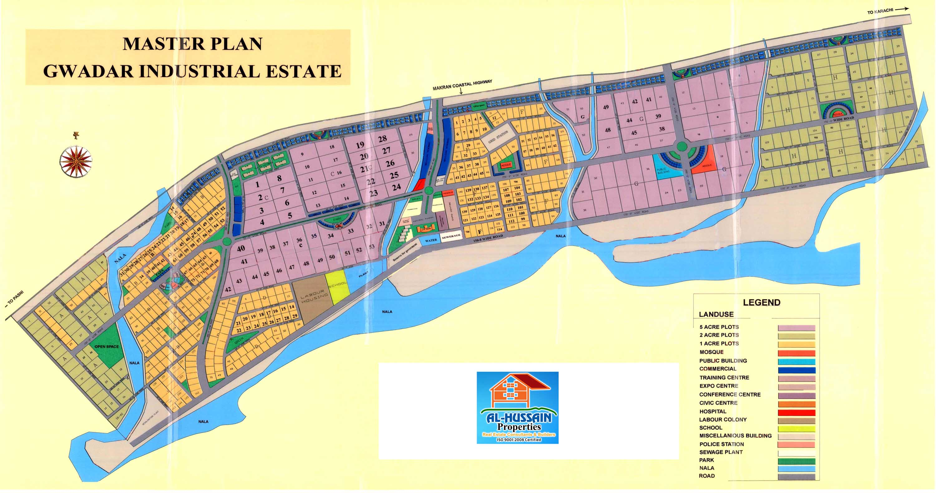 Master Plan Gwadar Industrial Estate