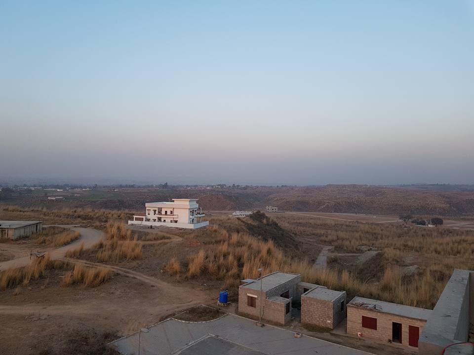 """1000 sq.yards Plot for Sale in DHA Phase 5 Sector """"A"""""""