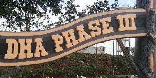 2 Kanal Plots in New Pindi DHA Phase III Islamabad