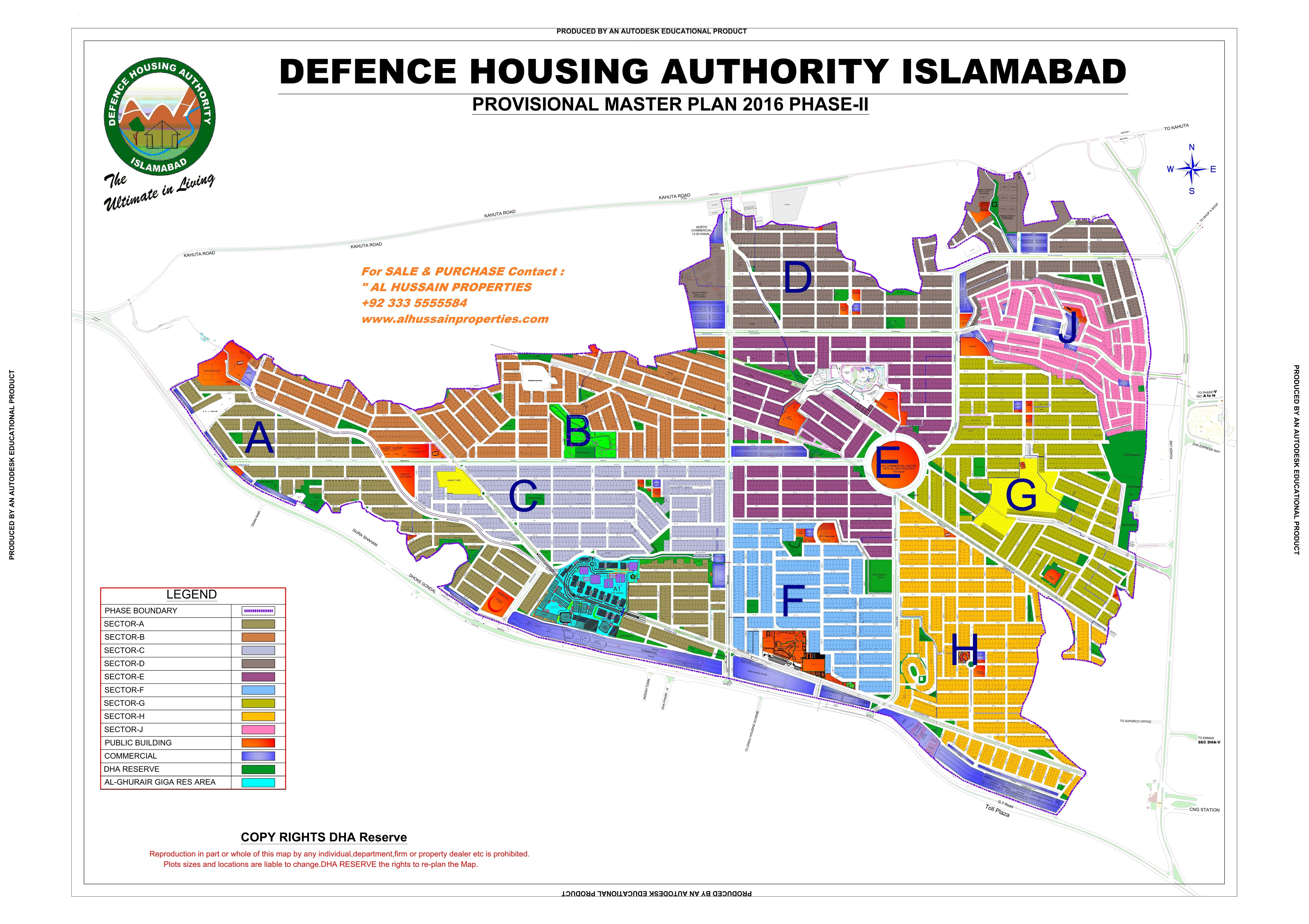 Dha Phase Islamabad 2 Latest