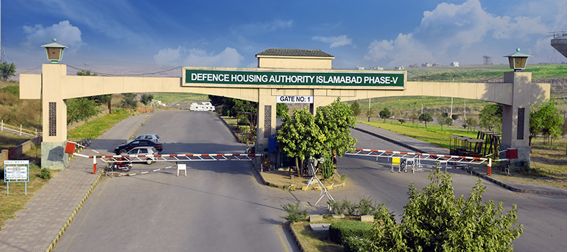 """1000 Sq.yards Plot is Available for Sale DHA Islamabad Phase""""5″ Secter """"A"""""""