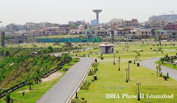"1 kanal Plot is Available for Sale in D.H.A ,Phase II .Sector ""B""Street#08"