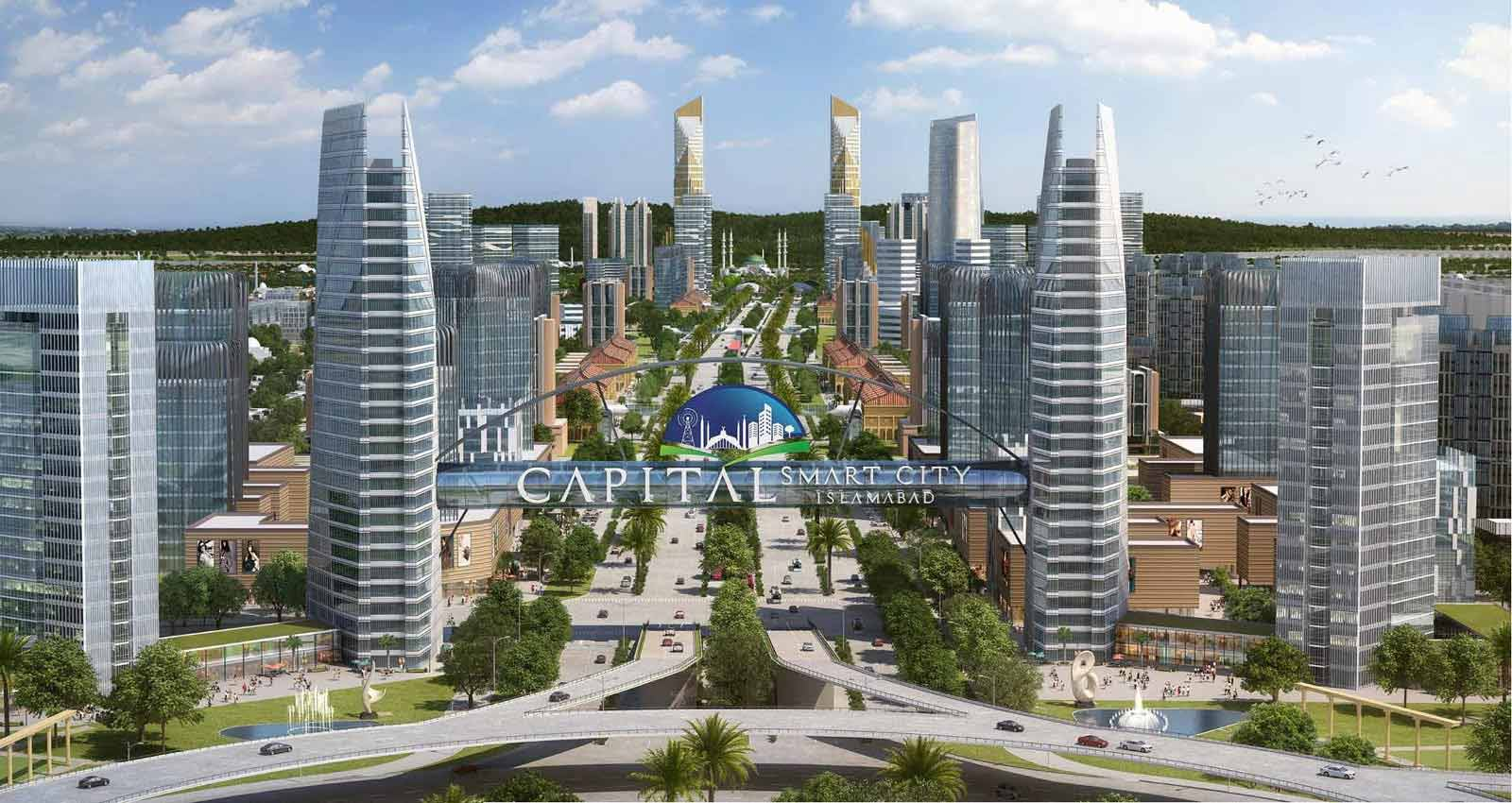 5 Marla Plot available for SALE in Capital Smart City Islamabad