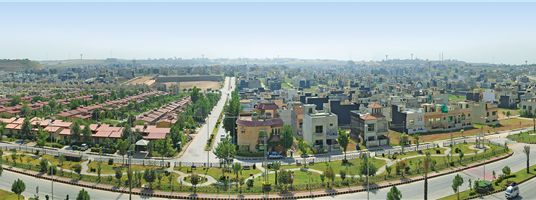 Residential Plots available at BAHRIA TOWN Phase 8