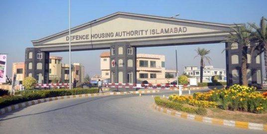 8 Marla Commercial Plot in DHA phase II Islamabad