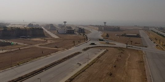 2 Kanal Commercial plot in Bahria Town Main Expressway