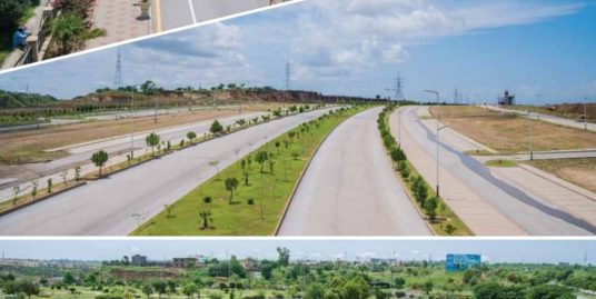 500 sq.yards Plot in Sector A, DHA Phase 5 Islamabad