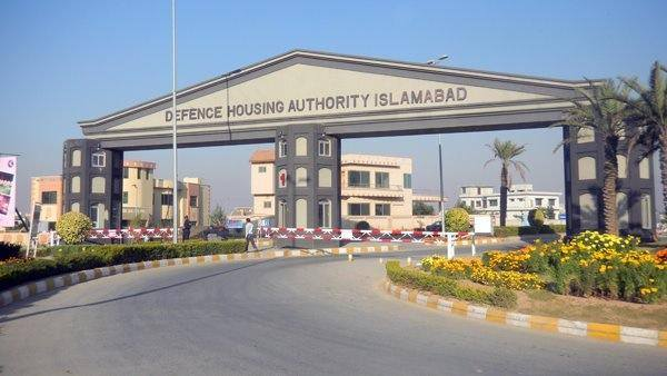 5 Marla Commercial Plot in Sector J, DHA Phase 2 Islamabad