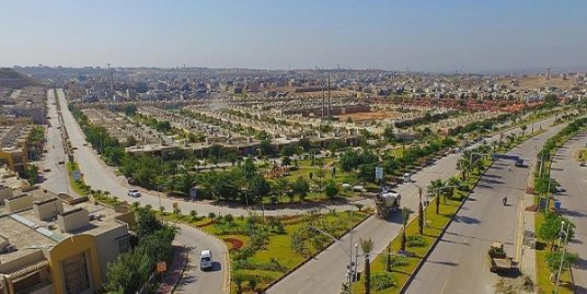 4 & 5 Kanal Plots in Sector M,Bahria Town Phase 8