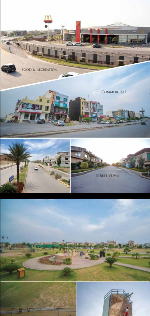 500 sq.yards Plot in Sector F,DHA Phase 2 Islamabad