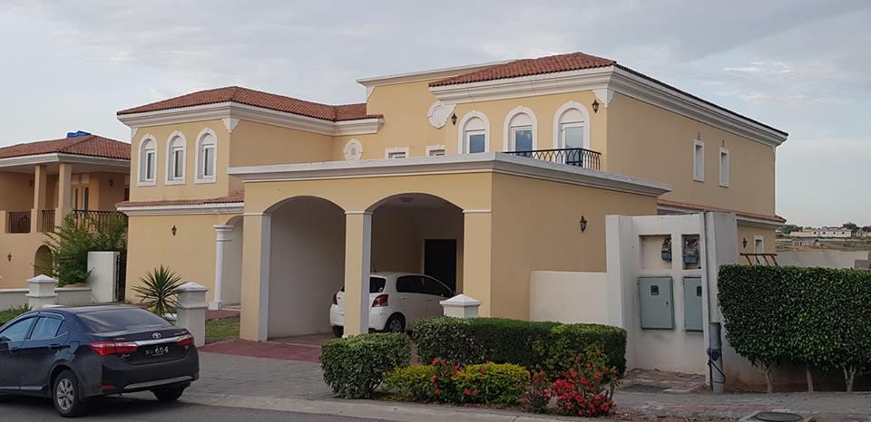 35 Marla Villa in Emaar DHA Islamabad