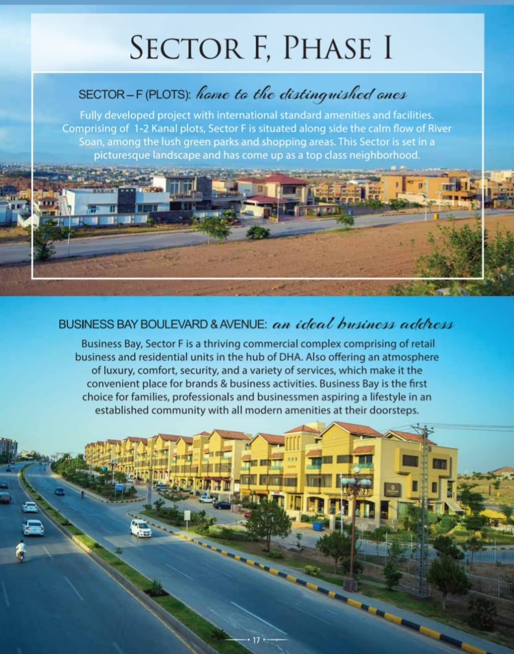 555 sq.yards Plot in Sector F DHA Phase 1 Islamabad