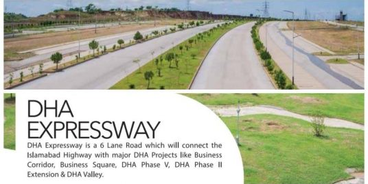 4 & 8 Marla Commercial Plots in DHA Phase 5 Islamabad