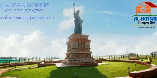 Bahria Phase 8 Sector M Plots for Sale