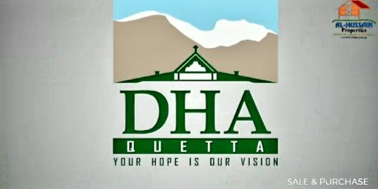 DHA Quetts Plots / Files for SALE