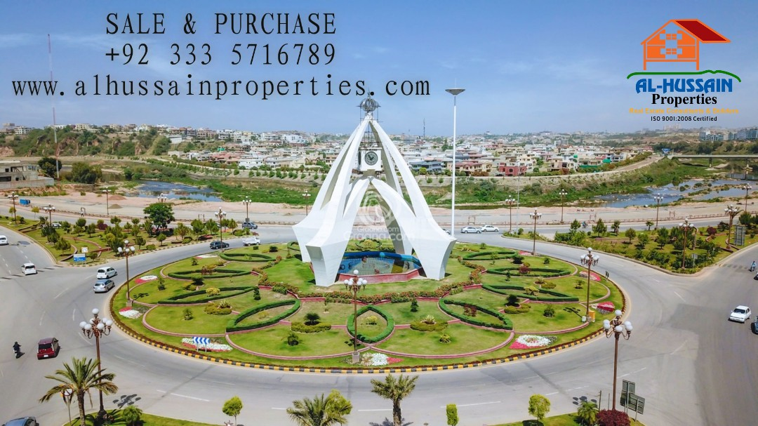 5 Marla Plot for  sale in Bahria Town Phase 8