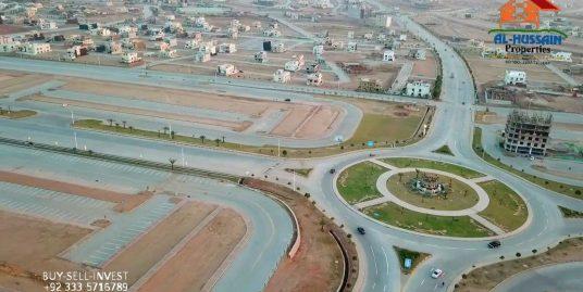 24 Marla develeoped Commercial Plots on Instalments, Bahria Phase 8 Rawalpindi