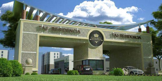 TAJ Residencia 10 Marla Plots for sale in Gardenenia Block