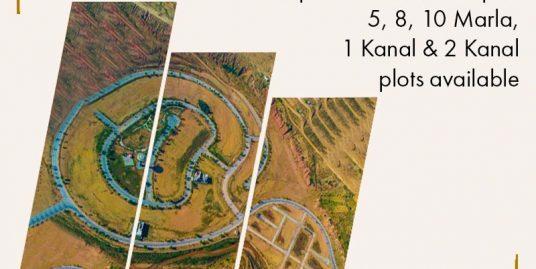 DHA Phase 3 Rawalpindi developed plots for sale