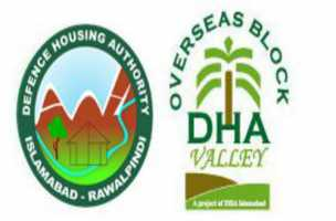 Bolloted plot in DHA Valley(overseas)