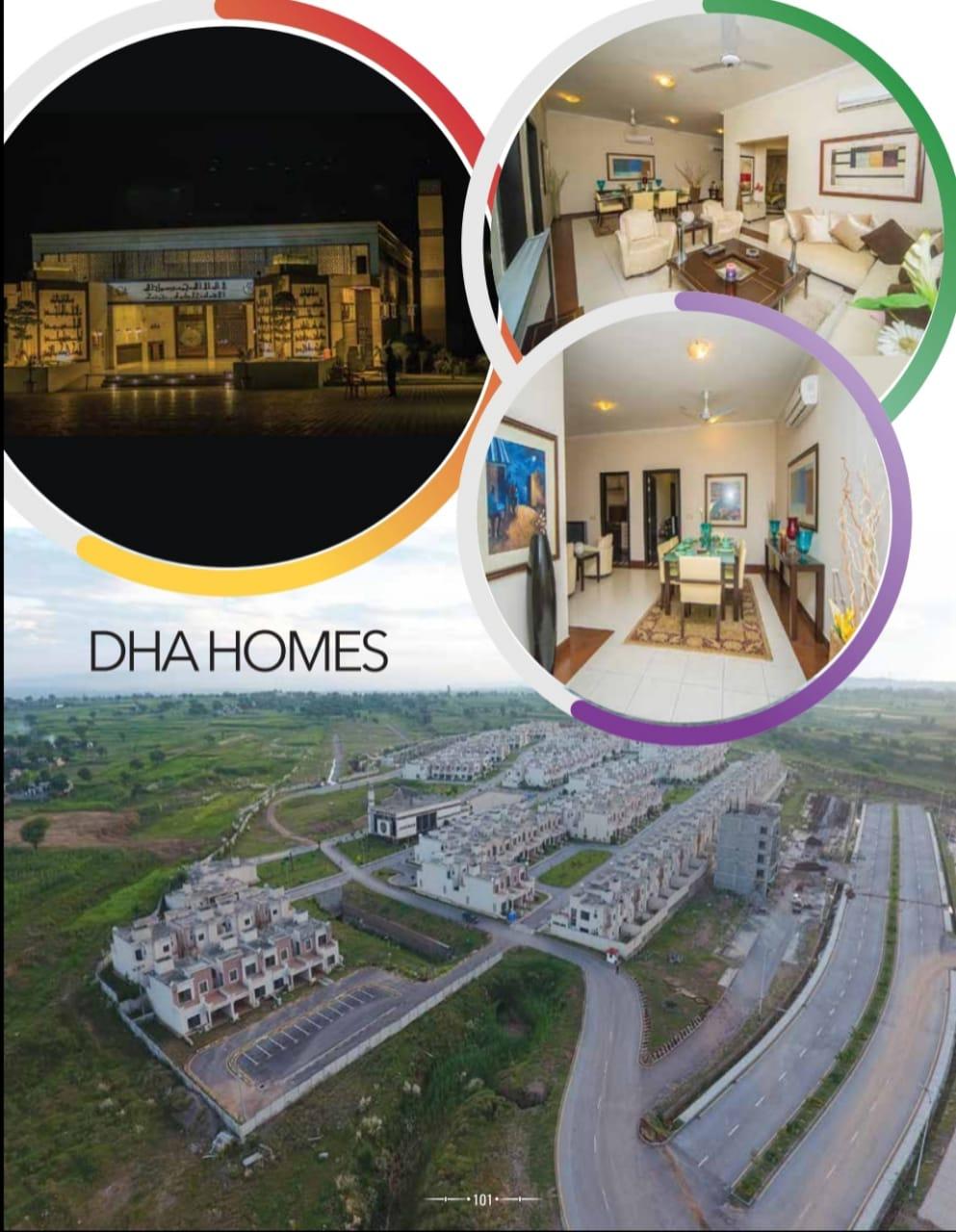 DHA Homes Rawalpindi For Sale