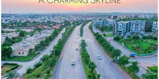 Commercial plot in Bahria town hub commercial